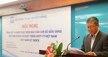 ICT Index là bức tranh toàn cảnh về hiện trạng CNTT-TT Việt Nam