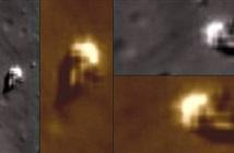 Bí ẩn cấu trúc chữ P kỳ quái trên Mặt trăng