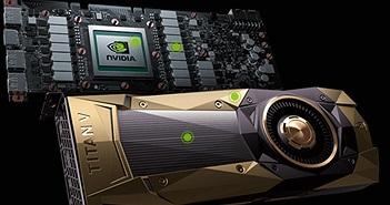 Nvidia công bố card đồ họa Titan V hỗ trợ trí tuệ nhân tạo
