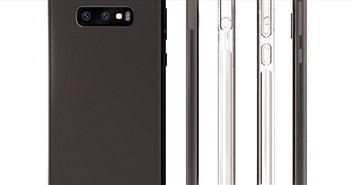 Phiên bản Galaxy S10 giá rẻ lộ diện với màn hình phẳng