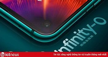 """Samsung chính thức ra mắt smartphone """"đục lỗ"""" đầu tiên trên thế giới"""