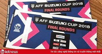 """Vụ giả mạo VFF bán vé trận chung kết AFF Cup 2018: iNet """"cầu cứu"""" Bộ TT&TT"""