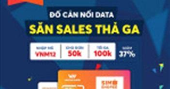 Vietnamobile bắt tay Shopee ra mắt sim 4G dung lượng 10gb mỗi ngày