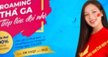 VinaPhone treo thưởng 1 tỉ đồng cho tuyển Việt Nam