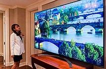 TV 8K, 75 inch của LG về Việt Nam giá gần 199 triệu đồng