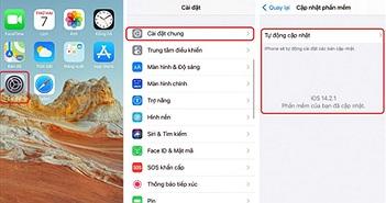 Cách tăng cường bảo mật cho các thiết bị iOS