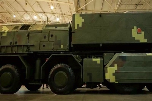 Tên lửa đạn đạo Sapsan của Ukraine sẽ vượt qua Iskander của Nga?