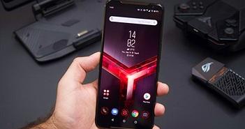 Asus ROG Phone 5 trang bị Snapdragon 888 lộ điểm hiệu năng khủng