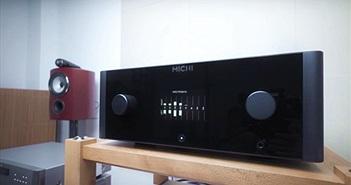 Huyền thoại Rotel Takumi/Kokoro thu gọn trong ampli Michi X5 600W