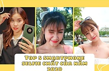 Top 5 smartphone selfie chất của năm 2020