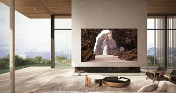 TV MicroLED ' The Wall' 110 inch giá 156.000 USD: rẻ hơn, màn hình siêu bền