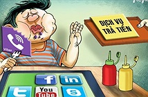 OTT làm sụt giảm doanh thu dịch vụ viễn thông quốc tế của VNPT