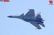 Những hình ảnh mới về tiêm kích J-15 Trung Quốc tiết lộ điều gì?