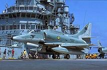 Thiếu tiền, Brazil kéo dài chương trình nâng cấp máy bay Skyhawk