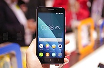 Cận cảnh smartphone 64-bit Huawei Honor 4X