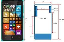 Lumia 435 có giá khoảng 1 triệu đồng, ra mắt trong tháng này