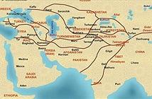 Huyền thoại về con đường tơ lụa nổi tiếng trong lịch sử