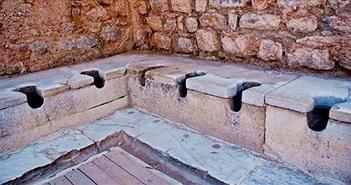 Lịch sử ra đời của các thiết bị vệ sinh