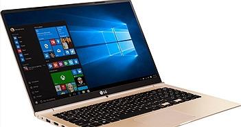 Ngắm laptop siêu mỏng nhẹ LG Gram 2018 vừa ra mắt