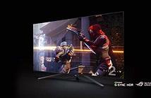 Asus ra mắt ROG Swift PG65 - màn hình gaming kích thước lớn nhất hiện nay