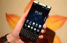 BlackBerry KEYone phiên bản đồng ra mắt