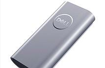 Dell giới thiệu ổ cứng Thunderbolt SSD gọn nhất thế giới