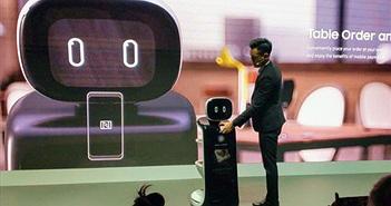 """Samsung và LG sắp bước vào cuộc chiến robot """"giúp việc"""""""