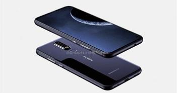 Nokia 6.2 trang bị camera selfie đục lỗ, ra mắt vào tháng tới