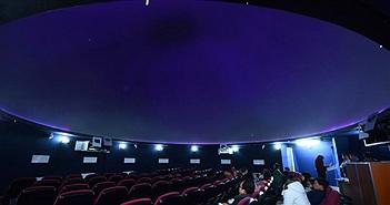 CHÙM ẢNH: Chiêm ngưỡng đài thiên văn hiện đại, lớn nhất miền Bắc