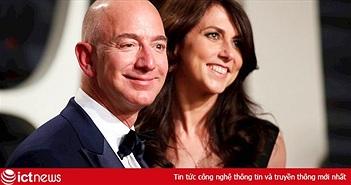 'MacKenzie xứng đáng nhận 1 nửa tài sản của Jeff Bezos vì không có bà ấy sẽ chẳng thể có Amazon'