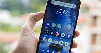 Nokia 5.1 Plus: đỏm dáng, ổn cho game di động