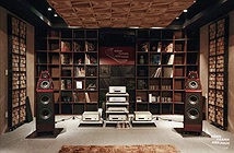 Đông Thành - Hòa Phúc trình diễn bộ dàn tham chiếu FM Acoustics và Wilson Audio