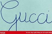 Gucci tung chiêu thay avatar và cover fanpage bằng chữ viết tay nguệch ngoạc: Hàng loạt fanpage hùa nhau học theo, dân mạng cười đùa Nhóm thiết kế nghỉ việc hết rồi!