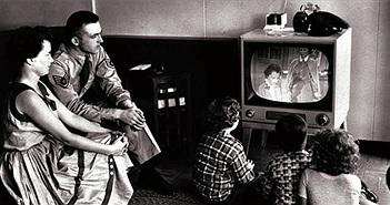 Lịch sử phát triển của tivi