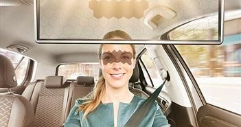 """Tấm che nắng AI """"xịn"""" dành cho xe hơi"""