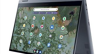 Galaxy Chromebook 2: Laptop đầu tiên có màn hình QLED ra mắt