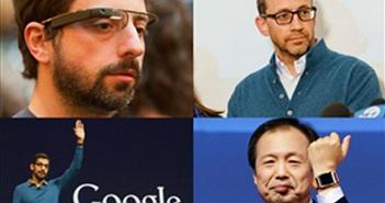 4 thay đổi nhân sự lớn nhất làng công nghệ năm 2015