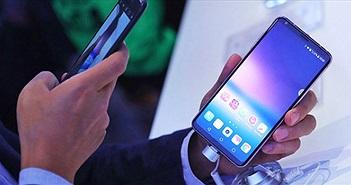 LG V30s với bộ nhớ trong 256 GB sẽ ra mắt tại MWC 2018