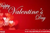 Những lời chúc Valentine ngọt ngào, ý nghĩa nhất của cư dân mạng