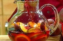 Cẩn trọng khi sử dụng rượu ngâm hoa quả