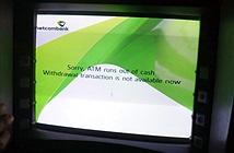 ATM tại TP.HCM kẹt trên diện rộng