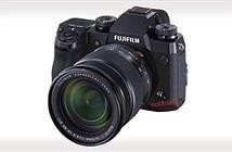 Rò rỉ thông số và hình ảnh của Fujifilm X-H1, có chống rung trong thân máy