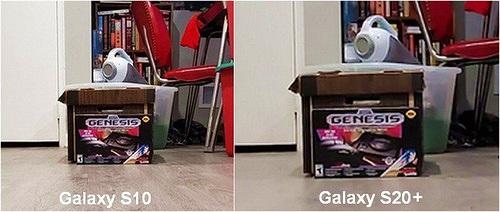 Galaxy S20+ phô diễn tài nghệ qua ảnh chụp đêm và zoom 30x