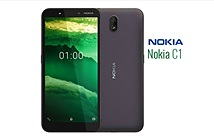 Nokia C1 ra mắt tại thị trường Việt Nam, giá 1,39 triệu đồng