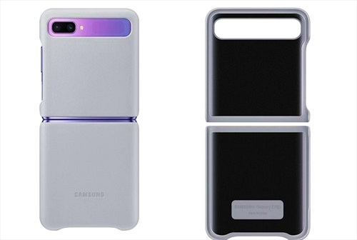 Ốp lưng của Samsung Galaxy Z Flip và Galaxy S20 sẽ như thế này
