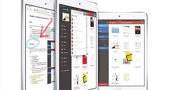 5 ứng dụng chỉnh sửa PDF cho iOS và Android