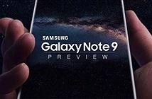 Galaxy Note 9 sẽ không có đầu đọc dấu vân tay dưới màn hình