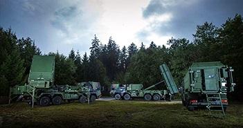 """Ngán ngẩm Patriot, Đức """"tự chế"""" hệ thống phòng thủ tên lửa riêng"""