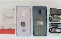 Trên tay Galaxy S9+ Xanh Coral tại Việt Nam: chỉ 1 sim, giá 25 triệu