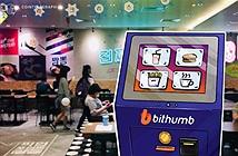 Sàn Bithumb sẽ cung cấp Crypto Kiosks tại các nhà hàng để phục vụ việc thanh toán bằng cryptocurrency